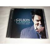 Cd Gilson Campos [ex Twister] Vale A Pena Servir [raro]